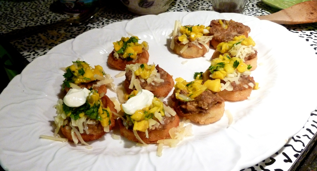 filled sopes