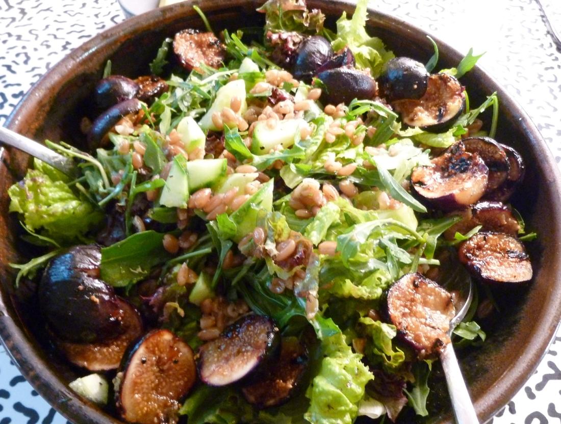 figs and farro