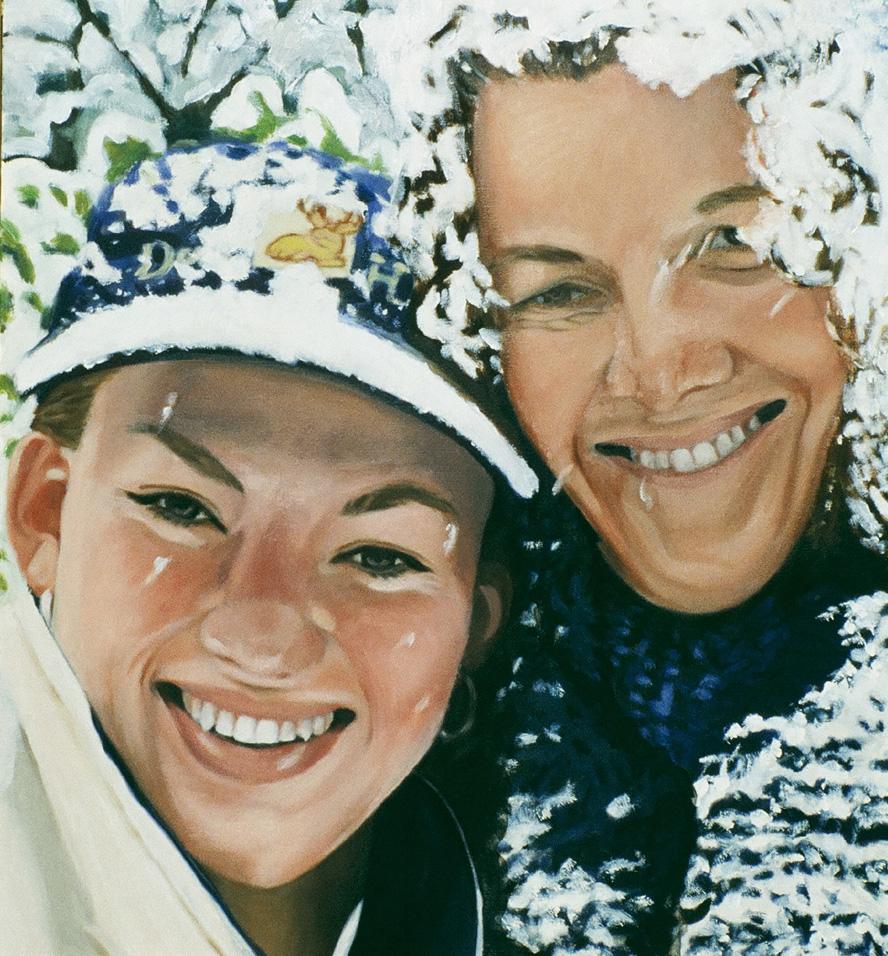 Snow in Arizona 1998