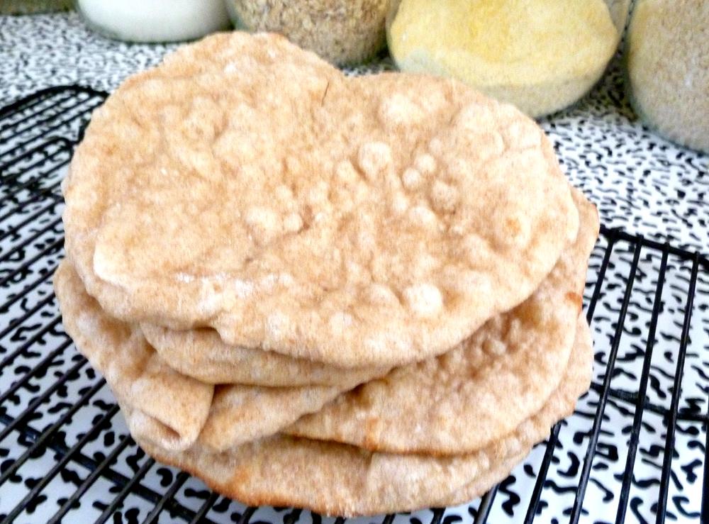 pita baked