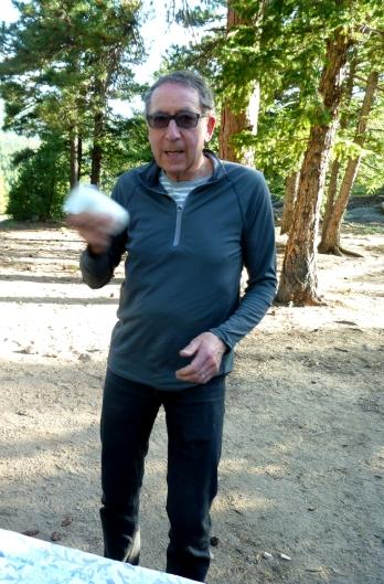 campsite whip cream